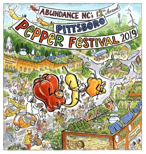 Pepper Festival 2019