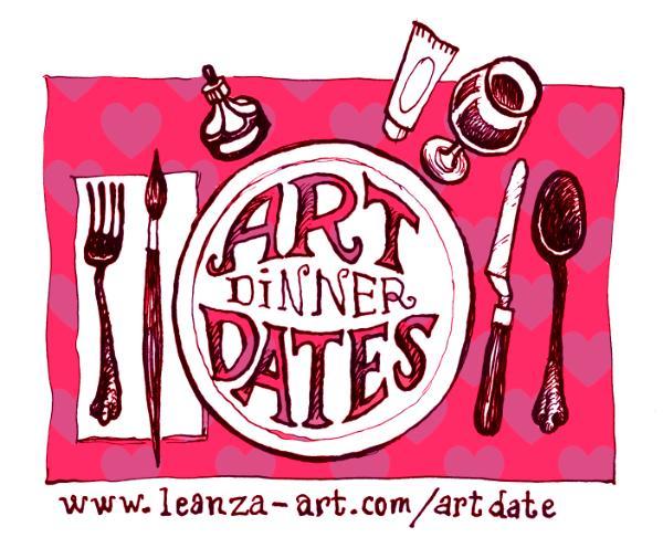 Art Dinner Dates!