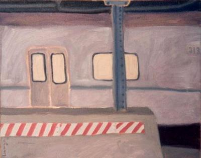 NYC Subway Series: 'A' Train