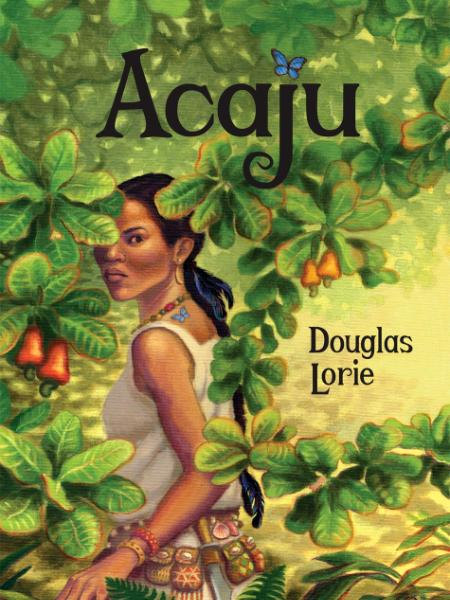 "Cover for the novel ""Acaju"""