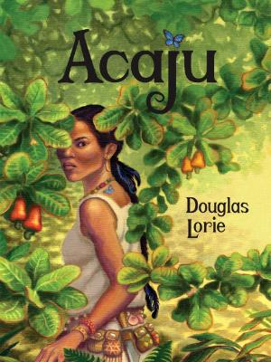 """Cover for the novel """"Acaju"""""""