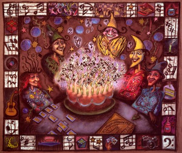 Sorceror's Birthday