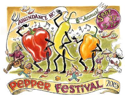 Pepper Festival 2015