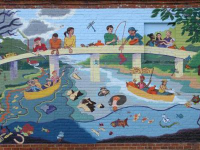 Save the Haw Mural